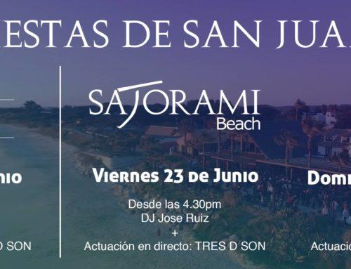 San Juan en Sajorami Beach 2017